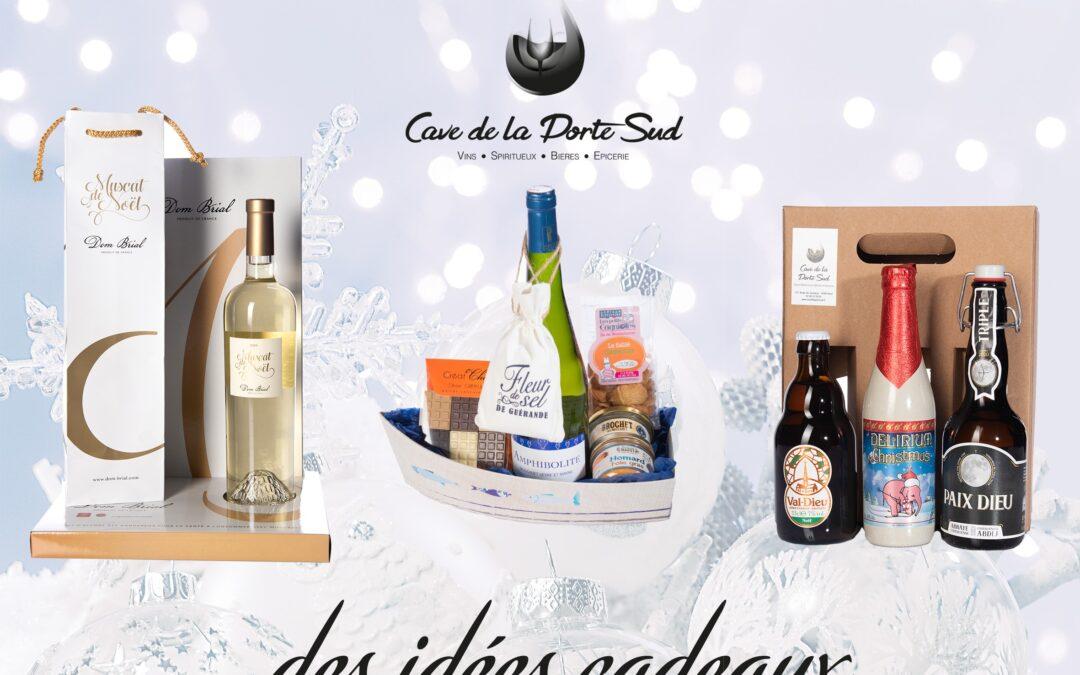 Idées cadeaux pour les fêtes de fin d'année